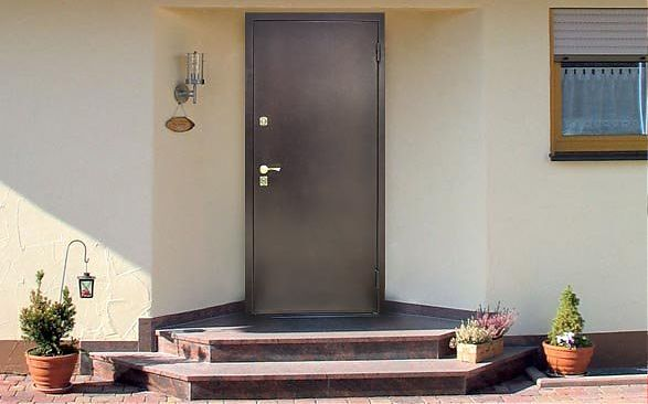 входные двери для дач